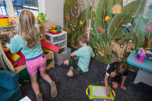 ABC House Playroom Image