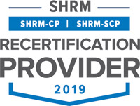 SHRM Certification Seal 2019